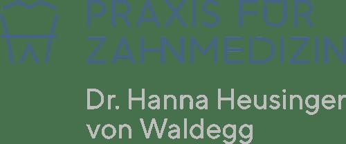 Zahnarzt Dr. Hanna Heusinger von Waldegg