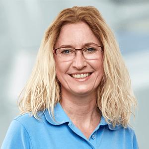 Marlene Schmieder : Praxismanagerin